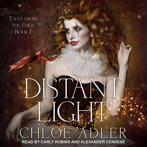 Distant Light, A Reverse Harem Romance: Tales from the Edge Series, Book 1