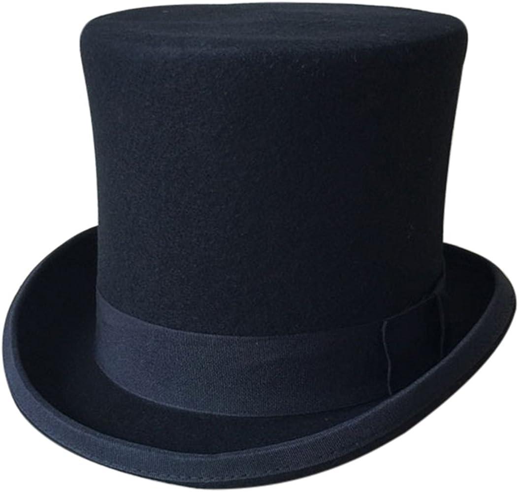 Color : Marr/ón, tama/ño : 56-59cm L.W.S Sombreros Mujeres Hombres Steampunk Hollow Western Cowboy Hat Caballero Roll Up ala Sombrero Iglesia Cap Pap/á Hat Cowboy Sombreros De Vaquero