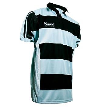 Kooga - Polo de rugby pour hommes - Jaune, Large