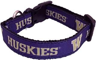 product image for NCAA Washington Huskies Dog Collar (Team Color, Small)