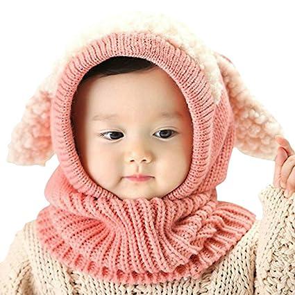 Cappello invernale con paraorecchie e scaldacollo 835ad342ae21