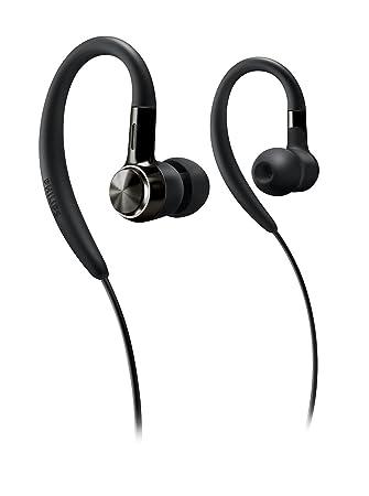 Philips SHS8100 - Auriculares de clip (reducción de ruido): Amazon ...