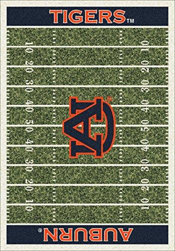 American Floor Mats Auburn Tigers NCAA College Home Field Team Area Rug 3'10