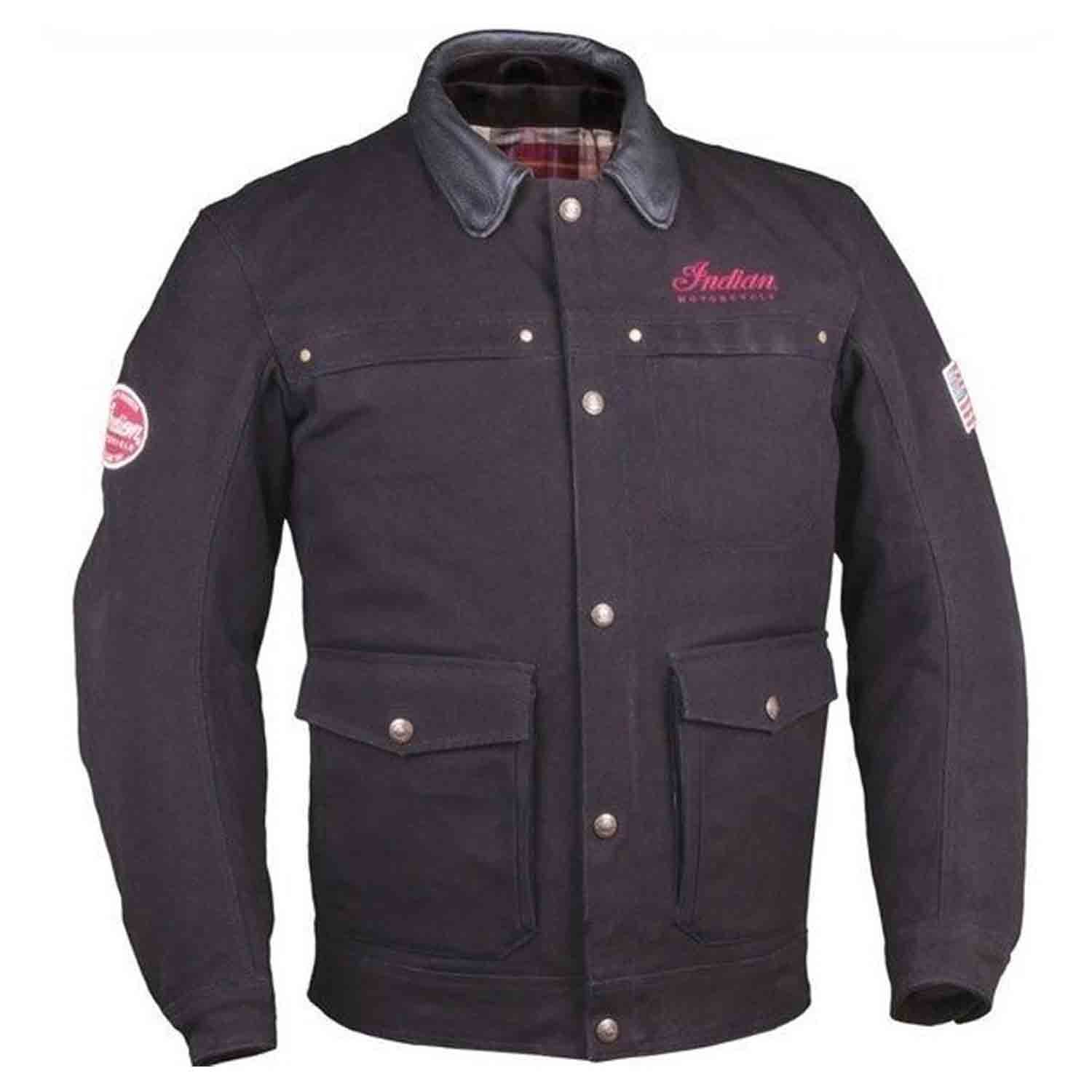 Indian Motorcycle Men's Legend Jacket (L) 286370606