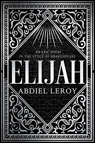 Elijah (The Epics Book 2)