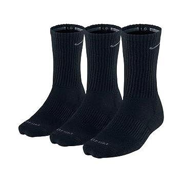 faux à vendre jeu 2014 nouveau Nike Mens Chaussettes De L'équipage Coussin Dri-fit - 3-pack Se Connecter livraison rapide extrêmement sortie Footaction à vendre f0aNB