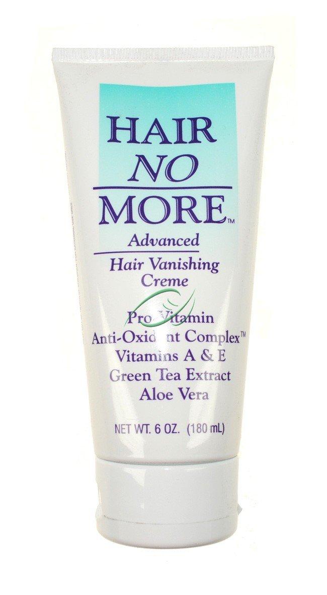Hair No More Advanced Hair Vanishing Creme - 6 Oz (Pack 12)