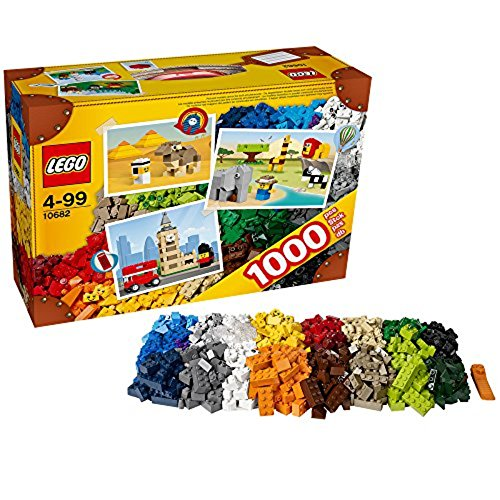 LEGO Young Builders Bricks & More Set #10682 Creative Suitca