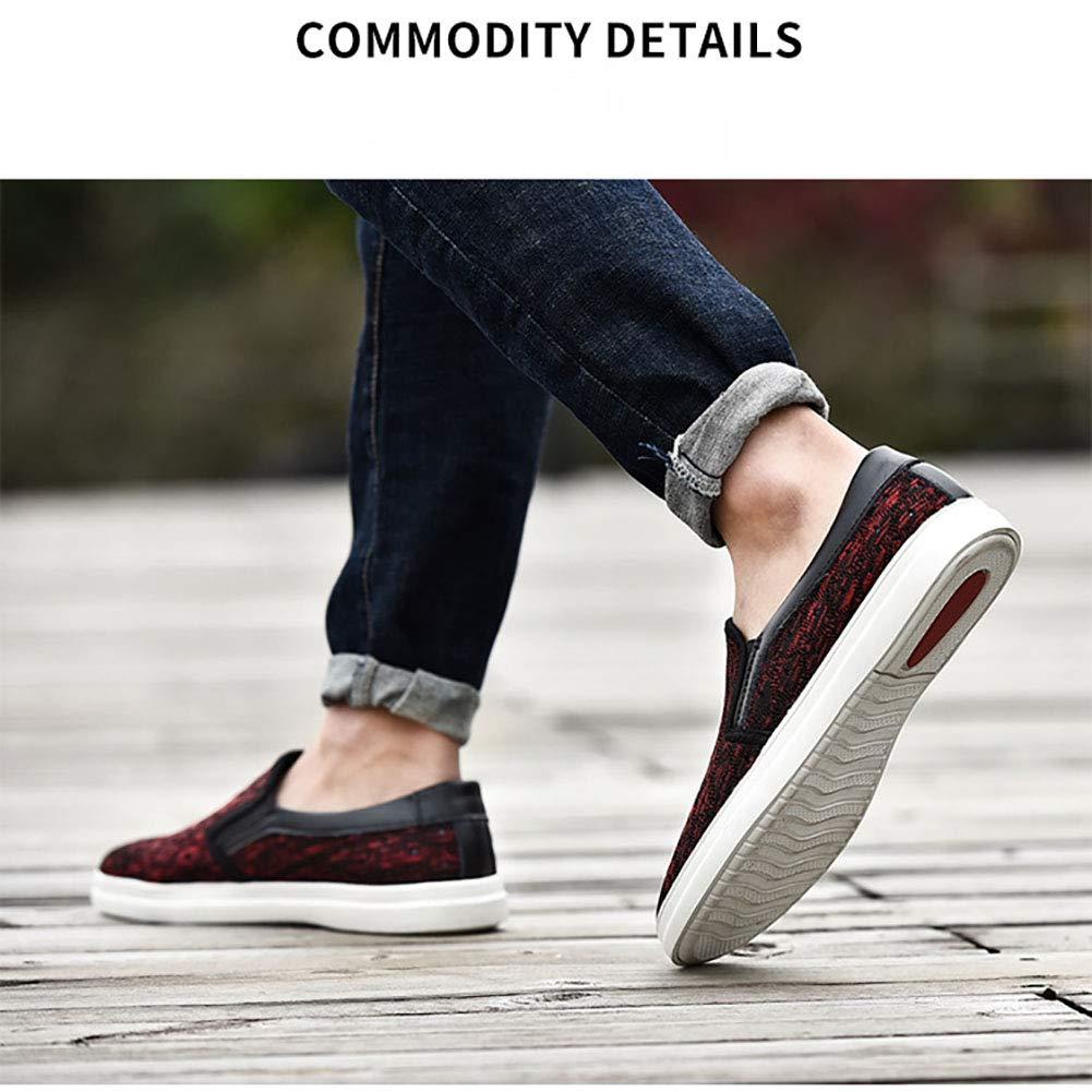 Zapatos mocasines, zapatos casuales para hombres, zapatos cómodos con volados Mesh Comfort, zapatos de moda masculina, zapatillas bajas para hombres, ...
