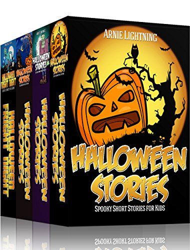 halloween stories 4 books in 1 spooky halloween stories for kids halloween
