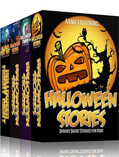 Halloween Stories (4 Books in 1): Spooky Halloween Stories for Kids, Halloween Jokes, and Activities (Haunted Halloween Fun) ()