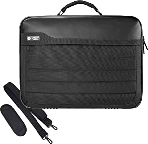 Nylon Laptop Bag 16 Inch 17.3 Inch Briefcase Messenger Shoulder Bag with Strap for Acer Laptop Predator