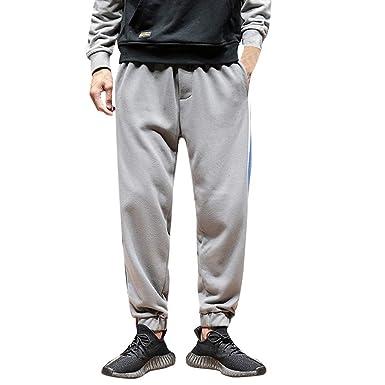 Pantalones Casuales De Verano Y OtoñO De Los Hombres Pantalones ...