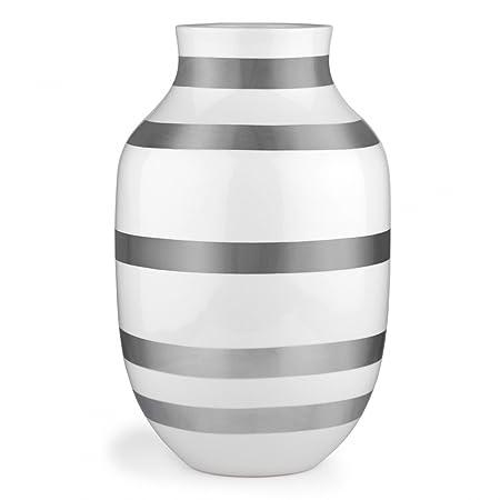 Khler Omaggio Vase Silver Large Amazon Kitchen Home