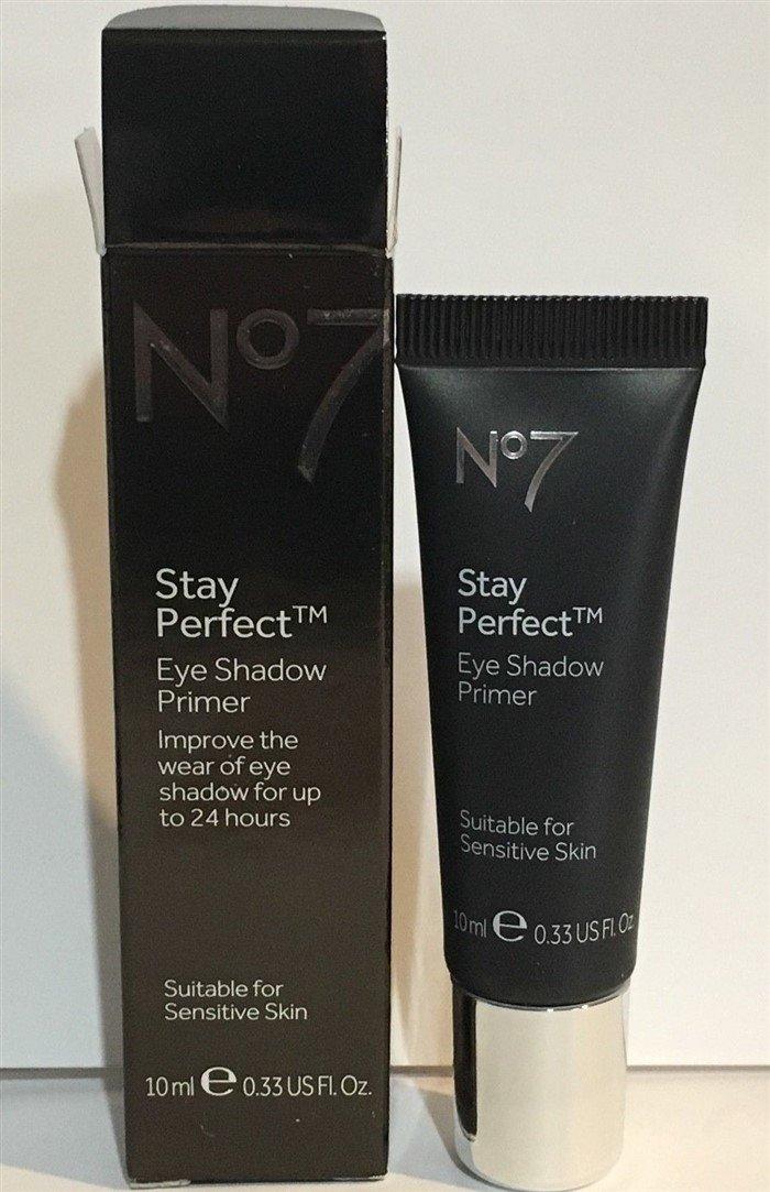 Boots No7 Stay Perfect Eye Shadow Primer 0.33oz/10ml