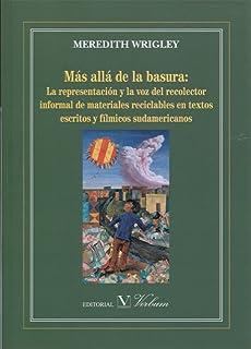 MÁS ALLÁ DE LA BASURA (Spanish Edition)