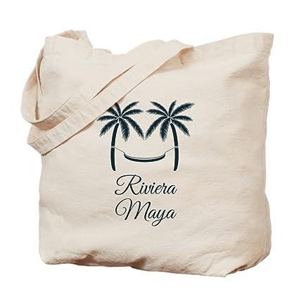 CafePress - palmeras Riviera Maya camiseta - Natural gamuza ...