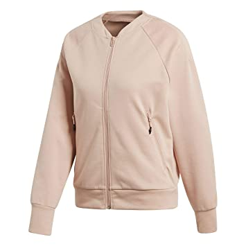 91ea7a1504 adidas ID Glory Bomber Veste Femme, Rose, FR : XL (Taille Fabricant :