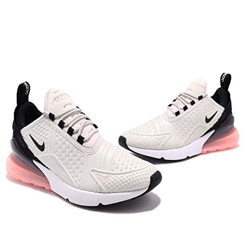 designer fashion 0f5c4 b2c0f Nike Women s WMNS Air Max 270 SE, Light Bone Black-Storm Pink, 12 US   Amazon.com.au  Fashion