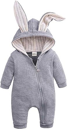 Amazon.com: Bebé Niña Niño Ropa Top Sudadera con capucha ...