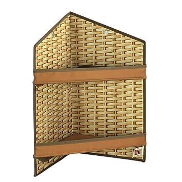 GYP Rack Haushalt Student Dormitory Oxford Tuch Doppelte Pylonen Stativ Lagerung Regal Regal Würzzahnstange kaufen ( Farbe :