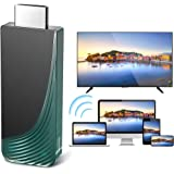 Wireless HDMI Display Dongle Adapter, iBosi Cheng Full HD 1080P WiFi Screen Mirroring Adapter Cast iPhone/iPad/iOS/Android to