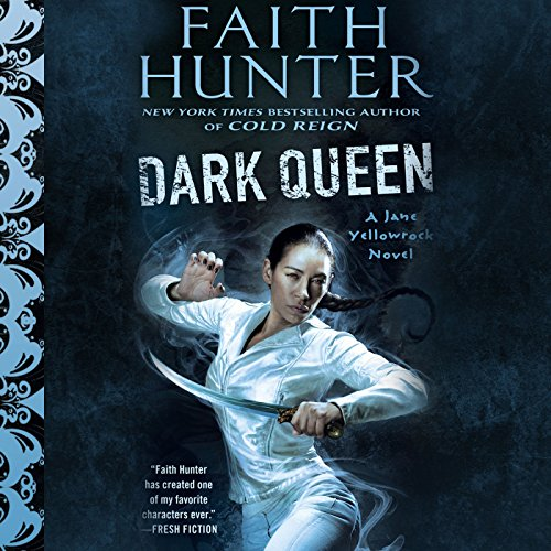 Dark Queen: Jane Yellowrock, Book 12 cover