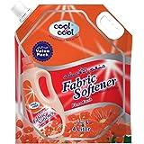 Cool & Cool Liquid Fabric Softener - 4 Liter