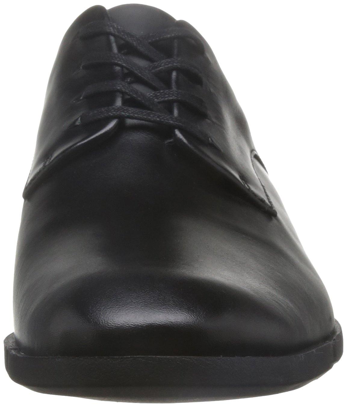 Clarks Schuhe für Herren schwarz 26126932 Daulton schwarz Leder schwarz Herren f8cf81