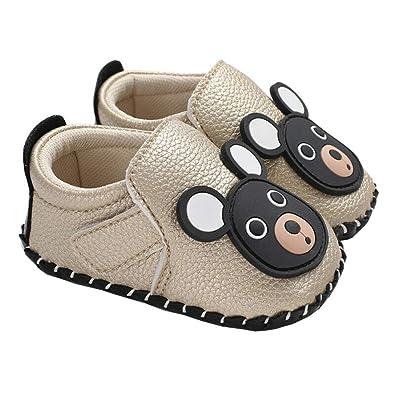FidgetFidget Baby Boys Girls Sandals PreWalker Learning Shoes Soft Sole Infant Trainer
