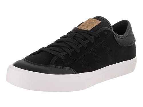 6d4e66e9a16 adidas Men s Matchcourt RX2 Cblack Cardobo Ftwwht Skate Shoe 9.5 Men US