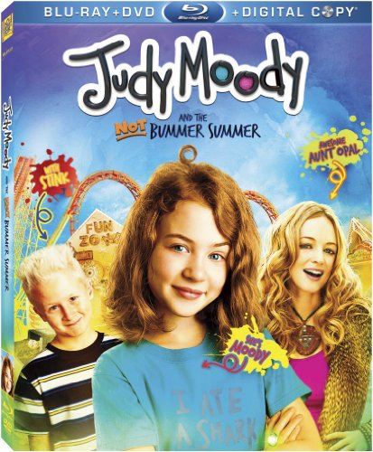 Judy Moody and the NOT Bummer Summer (Three-Disc Edition Blu-ray/DVD/Digital Copy)