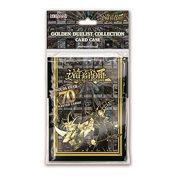 Yu-Gi-Oh! KONGDCC - Caja para Cartas de duelistas Dorados ...