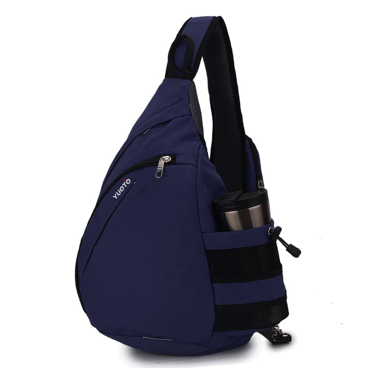 YUOTO Sling Backpack One Strap Crossbody Shoulder Sling Bag