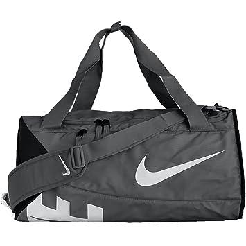 d4d4a7bc29 Nike NK Alpha S Duff Sac de sport pour homme, Gris (Flint Grey/Black ...