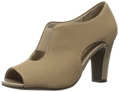 Life Stride Carla Open Toe Bootie (Women's)