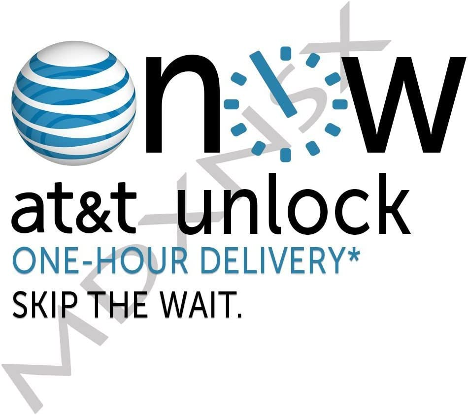 Factory Unlock Service Code ATT iPhone 5 5S 5C 4 4S 6 6+ 6s 6s+ 3 3GS AT&T IMEI