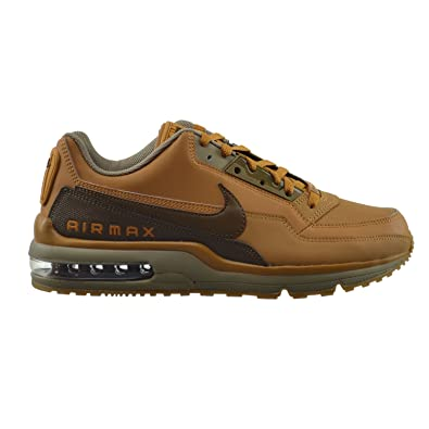 d762da349df Nike Air Max LTD 3 Men s Shoes Bronze Dark Khaki-Gum Light Brown 810880