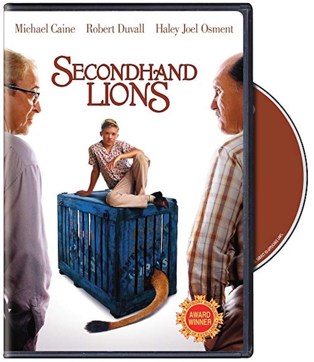 Secondhand Lions: Haley Joel Ddthe N6904 Osment