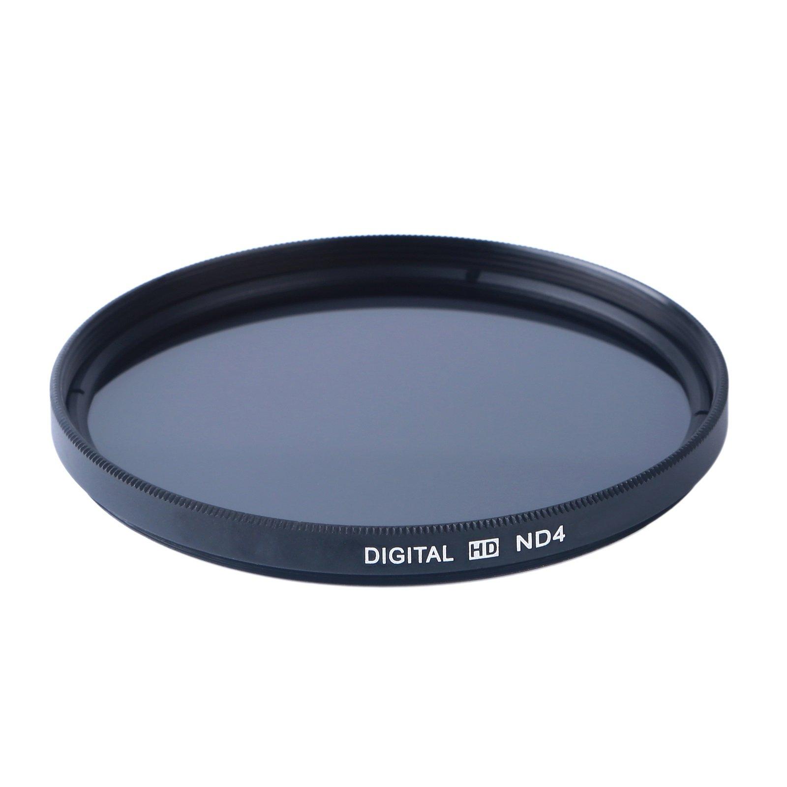 40.5MM Filter Set: Slim UV, Slim CPL, Neutral Density ND4 Filters For Sony Alpha a6500, a6300, a6000, a5000, a5100, NEX 5 6 - NIkon 1 AW1, J1, J2, J3, J4, J5, S1, S2, V1, V2, V3 Digital Camera