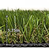 Natco Tundra 7.5 ft. x 13 ft. Spring Lawn Artificial Turf