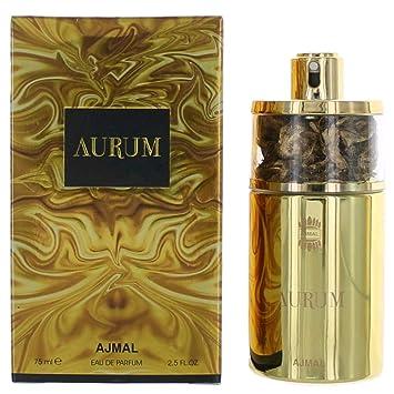 Amazoncom Ajmal Aurum For Women Edp Eau De Parfum 75ml 25 Oz