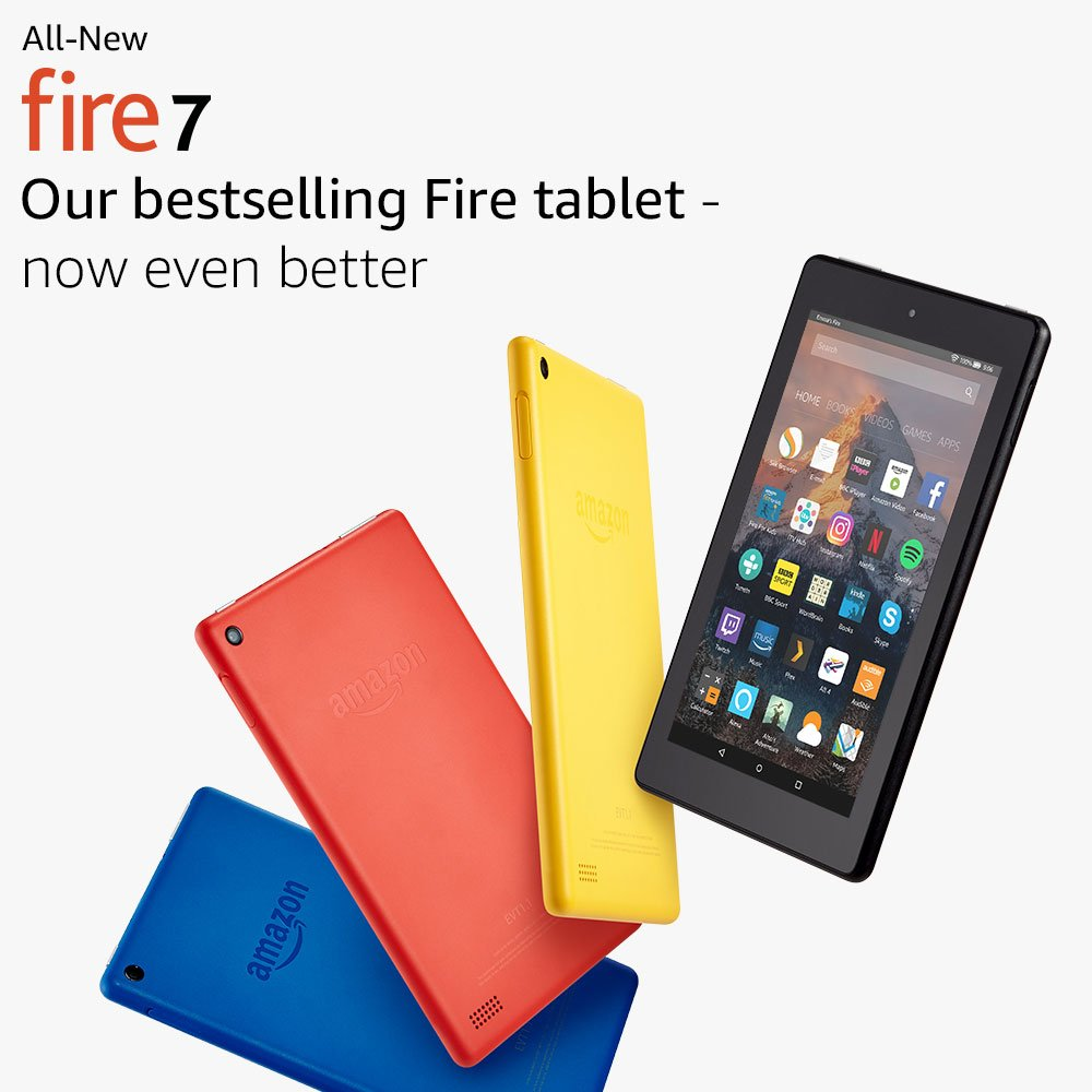 Red car with flames of fire hdr creme - Fire 7 Tablet With Alexa Our Bestselling Fire Tablet Now Even Better Amazon Co Uk