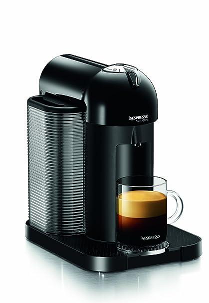 Nespresso GCA1 US BK NE VertuoLine Coffee And Espresso Maker Black