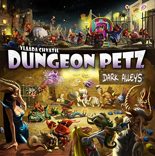 the new dungeon board game - 8