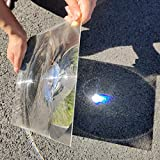 2-Pack Fresnel Lens 200 * 200MM Focal Length 140MM
