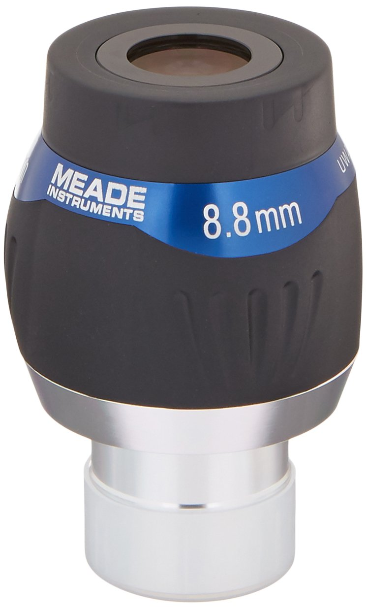 Meade Instruments 07741 Series 5000 1.25-Inch Ultra Wide Angle 8.8-mm Eyepiece (Black)