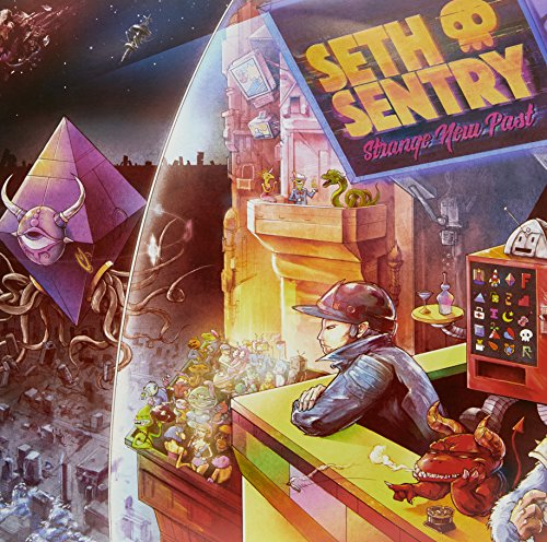 Price comparison product image SENTRY, SETH - STRANGE NEW PAST : WITH A DOWNLOAD CODE