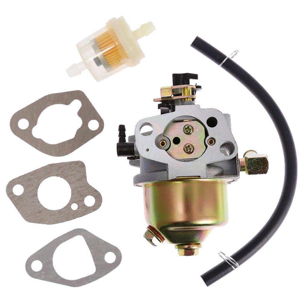 Carburetor 951-05251 for Snowblowers Craftsman Cub Cadet Troy-Bilt MTD with Gaskets & Oil Filter