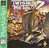 Twisted Metal 2 - Instruction Booklet (Sony Playstation 1 PS1 User's Guide Manual Only - NO GAME)